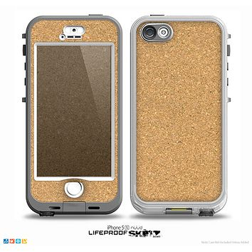 The CorkBoard Skin for the iPhone 5-5s NUUD LifeProof Case