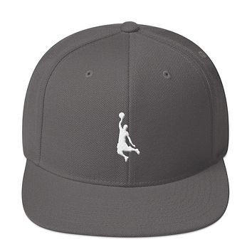 Otto Cap Basketball Player Snapback Hat