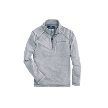 Boys Performance Jersey 1/2-Zip