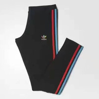 """Adidas""fashion hat sale Long pants Pants black"