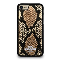 COACH NEW YORK SIGNATURE CITY iPhone 7 Case Cover