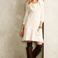 Meli Cable Sweater Dress by Sleeping on Snow White