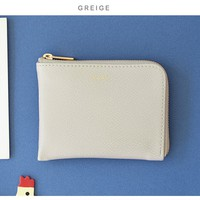 Small Flat Wallet Pouch