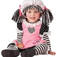 Baby Doll Toddler Costume | Oya Costumes