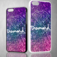 Glitter Diamond Supply Co Z0290 iPhone 4S 5S 5C 6 6Plus, iPod 4 5, LG G2 G3, Sony Z2 Case