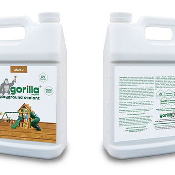 Gorilla Playsets Swing Set Stain and Sealant