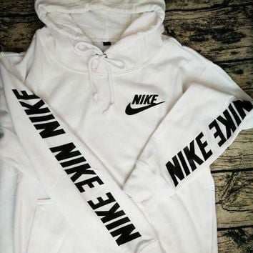 VXL8HQ NIKE' Hooded Top Sweater Pullover Sweatshirt Hoodie For Women Men G-ZDL-STPFYF
