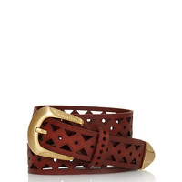 Geo Cutout Western Belt - Belts - Bags & Accessories - Topshop