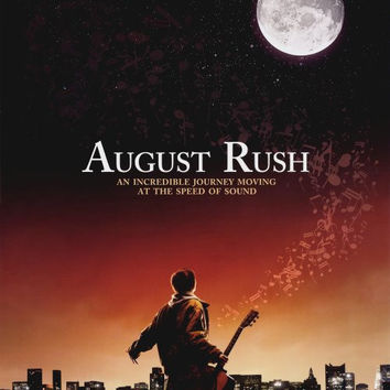 August Rush 27x40 Movie Poster (2007)