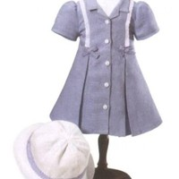 """""""Molly's Route 66 Outfit"""" for 18"""" American Girl doll"""