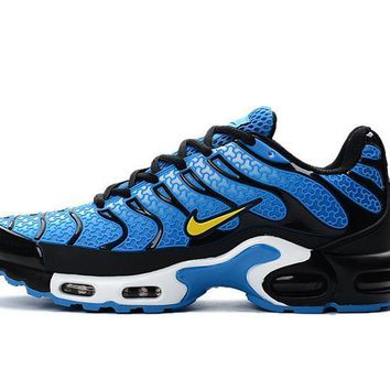 ca spbest Official Nike Air air force I MAX plus TXT Tn Men's Running Shoes Sports Sneakers Outdoor Athletic shoes eur 40-47