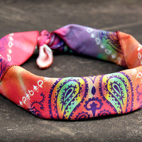 Tie Dye Bandana by The Southern Shirt Company