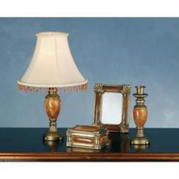 Boca Raton 4 Piece Vanity Set Novelty Lamps And Accessories