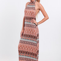 Valley Of The Sun Maxi Dress