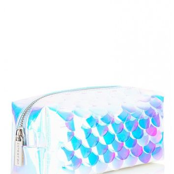 Mermaid Holographic Makeup Bag