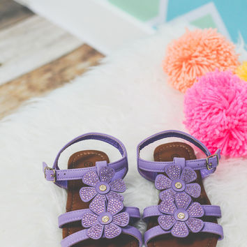 Blossoming Cutie Sandal