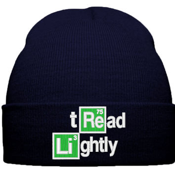 tReat Lightly Breaking Bad beanie