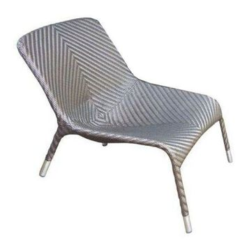 Pre-owned DWR Gloster Scoop Lounge Chair