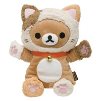 Rilakkuma Plush − Rilakkuma Cat Series No 2 27.5cm Plush MR42001