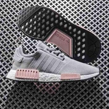 New Adidas NMD R1 Clear Onyx Grey