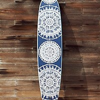 Custom Painted Surf Board