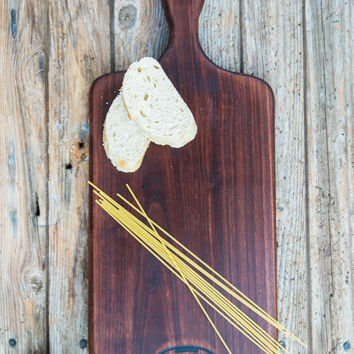 The General Store - Walnut or Maple Cutting and Serving Board