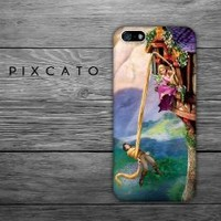 Rapunzel - Disney Tangled 3 - Iphone 5 Case - 3D Iphone Case - Hard Plastic Case