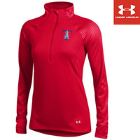 Los Angeles Angels of Anaheim Women's Tech Half Zip by Under Armour® - MLB.com Shop