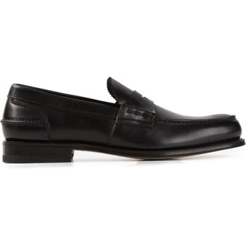 Santoni 'Nottingham' penny loafers