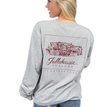 Lauren James Florida State Stadium Long Sleeve Tee