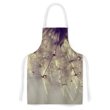 "Ingrid Beddoes ""Sparkles of Gold"" Artistic Apron"