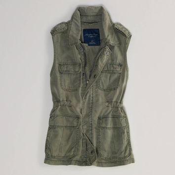 AE Utility Vest | American Eagle Outfitters