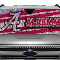 NCAA Alabama Crimson Tide Sun Shade