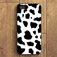 Cow Skin iPhone 5S Case
