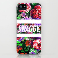 SWAGGY iPhone & iPod Case by Sara Eshak