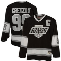 Los Angeles Kings Wayne Gretzky #99 Away Jersey