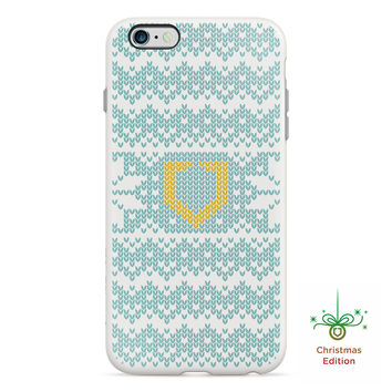 Holiday Edition Jolly Logo Sweater PlayProof Case for iPhone 6 / 6s
