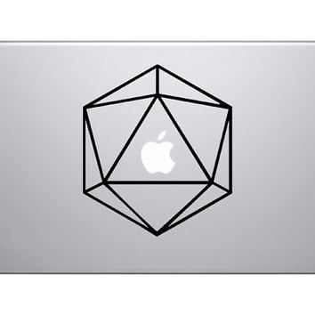 Odesza MacBook decal, MacBookStickers, Dj Music Sticker, Logo Stickers, Bassnectar Vinyl Car Bumper Decal, Geometry Shapes Laptop Stickers