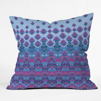 Aimee St Hill Farah Blooms Throw Pillow