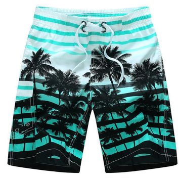 Men Swim Shorts Swimming Trunks Bermuda Surf Beach Short Sport