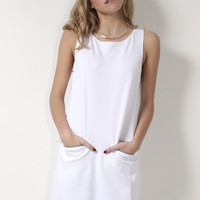 BB Dakota Zorey Dress - White