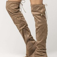 YOKI Over The Knee Womens Boots | Boots & Booties