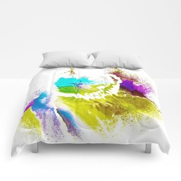 VIOLA WOO COLLECTIONS Comforters by violajohnsonriley