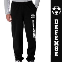 Soccer Defense Fleece Sweatpants