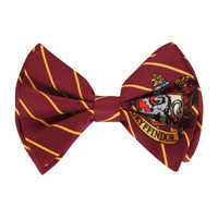 Harry Potter Gryffindor Bow Tie