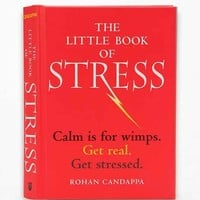 The Little Book Of Stress By Rohan Candappa - Assorted One