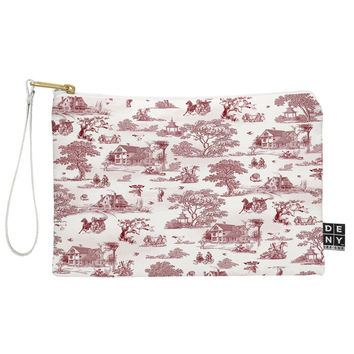 Belle13 Vintage Sunday Afternoon Pouch