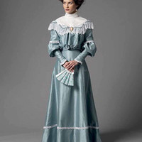 Victorian Dress Pattern, Butterick 5970