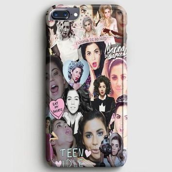 Marina And The Diamonds iPhone 7 Plus Case