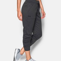 Women's UA Storm Armour® Fleece Lightweight Jogger | Under Armour US